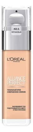 Тональный крем L'Oreal Alliance Perfect тон R2 Розовая ваниль
