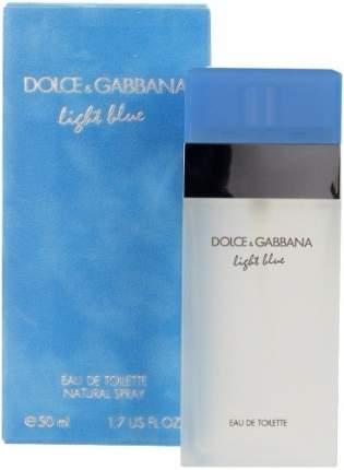 Туалетная вода DOLCE&GABBANA Light Blue 50 мл