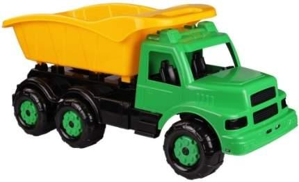 Машинка HITT Самосвал зеленый (М4462)