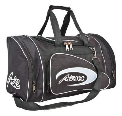 Дорожная сумка Polar П03 черная 50 x 24 x 30