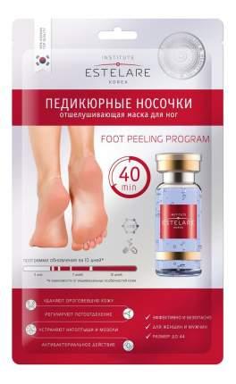 Педикюрные носочки ESTELARE отшелушивающая 40 г