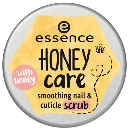 Средство для ухода за ногтями essence Honey Care Smoothing Nail & Cuticle Scrub 25 мл