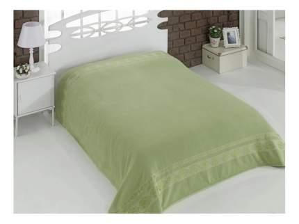 Простыня KARNA REBEKA 200x220 см темно-зеленый