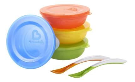 Набор детской посуды Munchkin Набор мисок 4 шт.