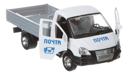 Машина спецслужбы Play Smart Почта с открытым кузовом