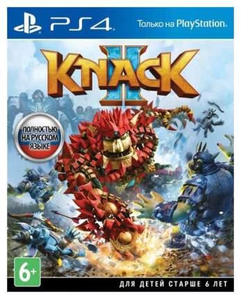 Игра для PlayStation 4 Knack 2
