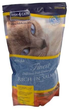 Сухой корм для кошек Fish4Cats Finest, лосось, 1,5кг