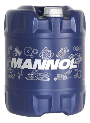 Моторное масло Mannol Outboard Universal 20W-50 20л