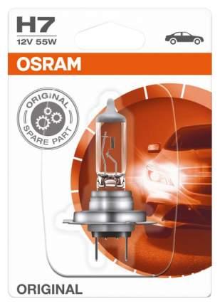 Лампа галогенная OSRAM ORIGINAL LINE 55W h7 64210-01B