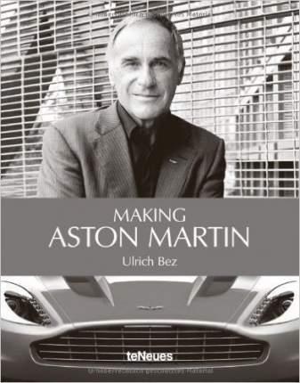 Книга Making Aston Martin