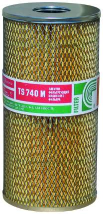 Фильтр масляный АКПП ТОСОЛ-СИНТЕЗ TS 740 М