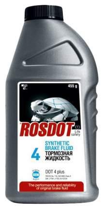 Тормозная жидкость ТОСОЛ-СИНТЕЗ 0.5л 4606532000189