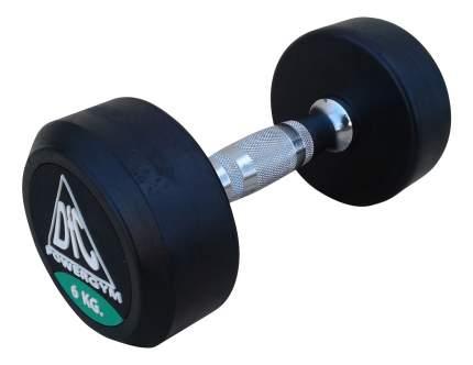 Пара гантелей Dfc Powergym DB002-6 2 шт. по 6 кг