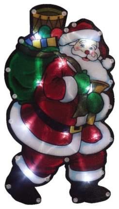 Световое панно ВОЛШЕБНАЯ СТРАНА Дед мороз с мешком подарков 986103