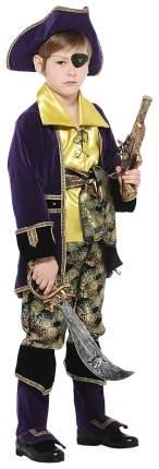 Карнавальный костюм Батик Капитан пиратов 923-34 рост 128 см