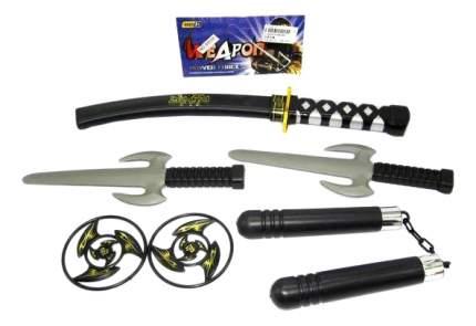 Набор игрушечного оружия Shantou Gepai Ниндзя 88598
