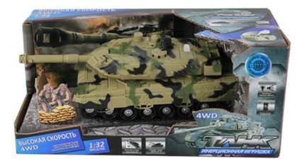 Машина военная Yako Toys Танк 1:32