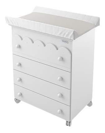 Пеленальный столик micuna B-1719 белый