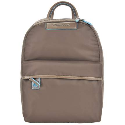 Рюкзак кожаный Piquadro Celion коричневый