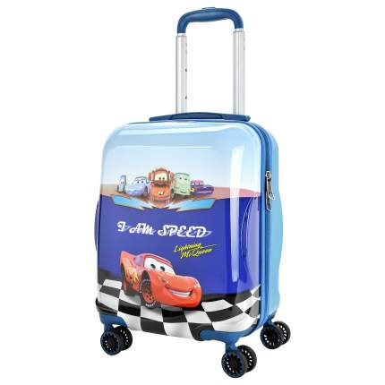 Детский чемодан на колесах Sun Voyage SV017-AC047-16