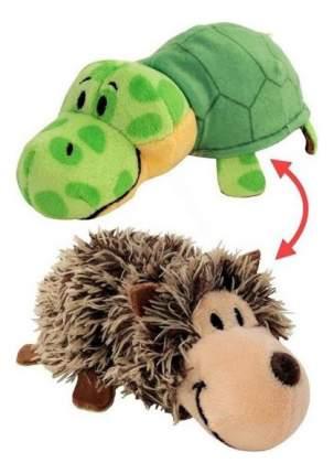 Мягкая игрушка 1 TOY Вывернушка плюшевая Еж Черепаха 12 см