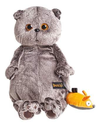 Мягкая игрушка BUDI BASA Басик и мышка ks30-004