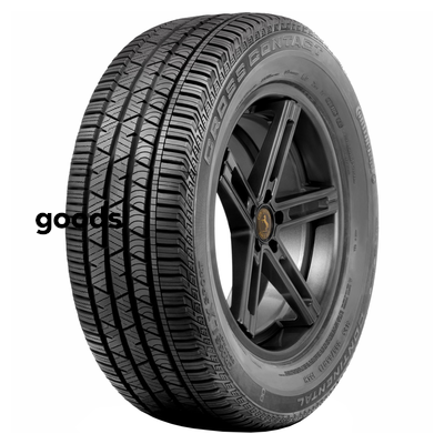 Шины Continental ContiCrossContact LX Sport 245/45 R20 103W (до 270 км/ч) 354321