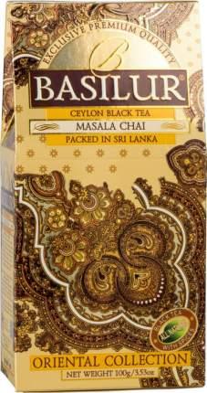 Чай черный Basilur masala chai 100 г