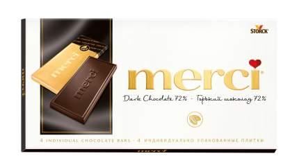 Шоколад горький Merci 72 % 100 г