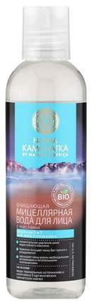 Мицеллярная вода Natura Siberica Natura Kamchatka очищающая с маслами 200 мл
