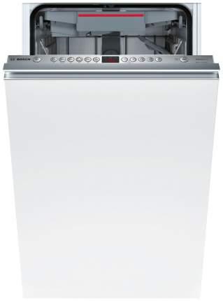 Встраиваемая посудомоечная машина 45 см Bosch SPV66MX20R