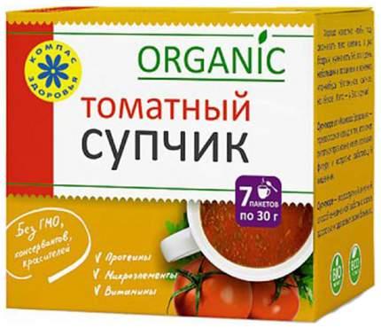 Суп-пюре Компас Здоровья томатный 210 г