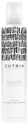 Мусс для волос Cutrin Muoto Strong Volumizing Mousse 300 мл