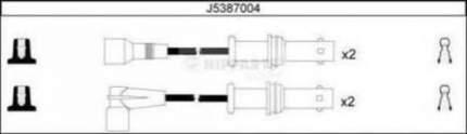 Провода высоковольтные Nipparts J5387004