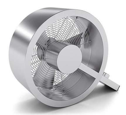 Вентилятор напольный Stadler Form Q-002 silver