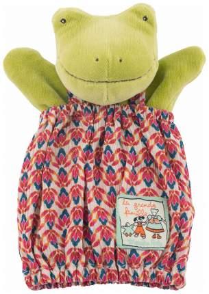 Мягкая игрушка Moulin Roty на руку Лягушка Пертел 632197