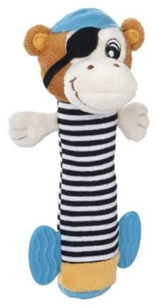 Мягкая игрушка Canpol с пищалкой Pirates 68/034, 0+, обезьянка мальчик