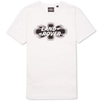 Мужская футболка Land Rover LATM016WTB White