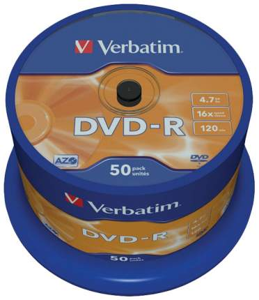 Диск Verbatim 43788