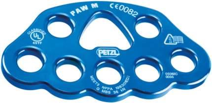 Коннекторная площадка Petzl Paw M синяя