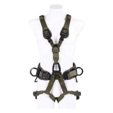 Привязь Edelweiss Hercules Tactical M/L зеленая