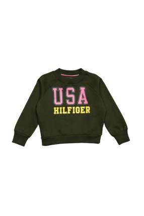 Джемпер для девочек Tommy Hilfiger, 110 р-р