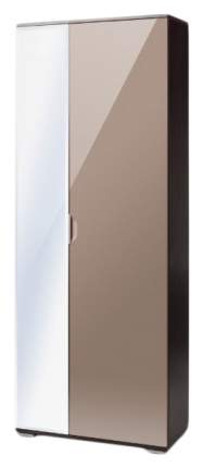 Платяной шкаф Вентал VEN_10000256 80х35х200,5, венге