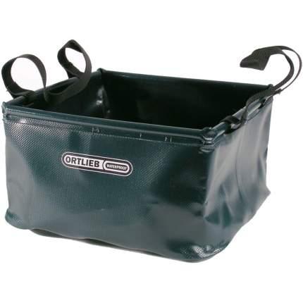 Ведро складное Folding Bowl зеленый 5L