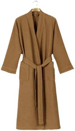 Eleganta Банный халат пике Цвет: Шоколадный (M)