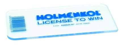 Скребок Holmenkol Plastikklinge прозрачный