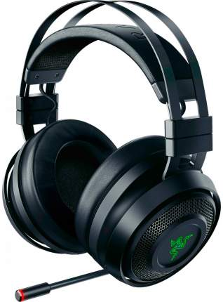 Игровые наушники Razer Nari Ultimate Wireless Black/Green (RZ04-02670100-R3M1)
