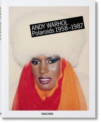 Книга Andy Warhol, Polaroids 1958-1987