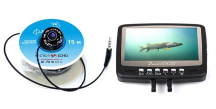 Подводная видеокамера Фишка 4303