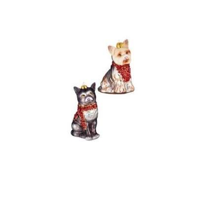 Елочная игрушка NV Trading Co 11,5 см 1 шт 63177-85
